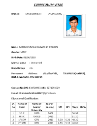 Environmental Engineer Resume Environmental Engineer Resume Mukesh