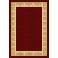 Black And Brown Area Rugs Greek Key Gucci Red Area Rug Brown Beige Gucci Border Black Red