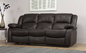 Dfs Leather Recliner Sofas Dfs Brown Leather Recliner Sofa Nrtradiant Com