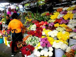 Flower Shops by Flower Shops In Market Market In Bonifacio Global City In Taguig
