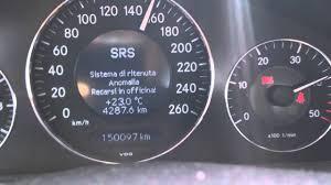 acceleration mercedes classe e w211 e270 manual 80 195 km h chip