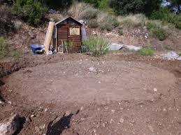 gravel foundations for earthbag houses the mud