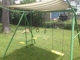 Backyard Gymnastics Equipment Kids Play Gym Toys Outdoor Gumtree Australia Free Local