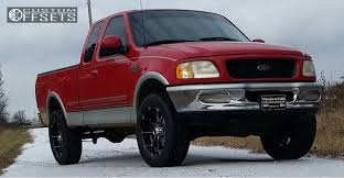 all ford f150 1998 ford f 150 xd badlands oem stock wheel offset 2014 ford f 150