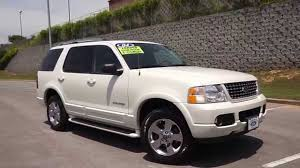 ford explorer 2004 review 2004 ford explorer limited
