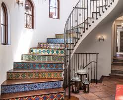 inspired mexican tiles mode other metro mediterranean kitchen