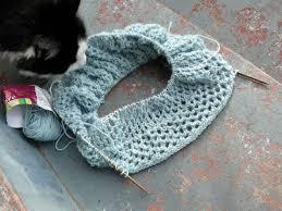 mobius scarf pattern cat bordhi knit knit frog july 2010