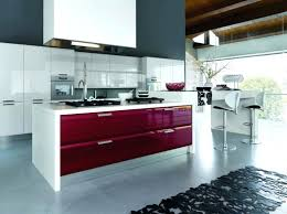 meubles cuisine design cuisine designer italien top cuisine en bois design cuisine