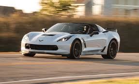 chevrolet supercar 2018 chevrolet corvette in depth model review car and driver
