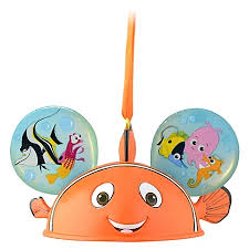 ear hat ornament finding nemo limited edition