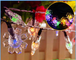 Battery Operated Christmas Decorations Outdoor by Discount Star Shaped Outdoor Christmas Lights 2017 Star Shaped