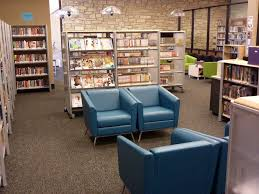 frankfort community public library teen space in demco interiors