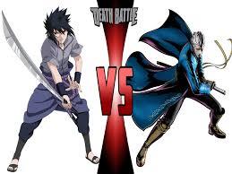 sasuke vs sasuke vs vergil by infinity putotyra on deviantart