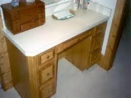 Bathroom Vanity With Makeup Table by Makeup Table Bathroom Vanity Home Design Photos Bathroom Vanity