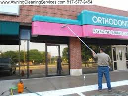 Sign Awning Cleaning Vinyl Sign Awning 2 Of 2 Dallas Fort Worth Dfw Tx 817 577