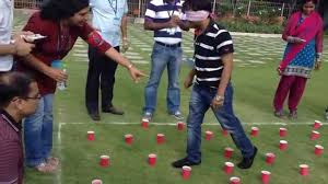 Fun Activities For The Blind Team Building Activities Blind Fold Youtube