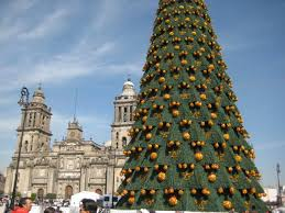 how to celebrate christmas in mexico city