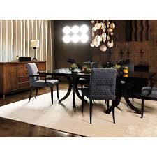 baker dining room chairs archive with tag iron console table with wheels thesoundlapse com