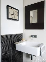bathroom tiles black and white ideas bathroom paintdeas with black and white tile cream decorating