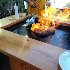 Backyard Grill Gas Grill Backyard Hibachi Flattop Propane Gas Grill Natural Cypress Bbq