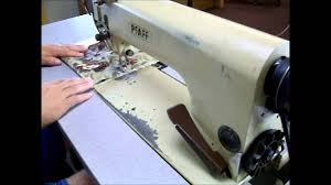 pfaff sewing machine manual pfaff 461 industrial sewing machine with table leather upholstery
