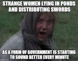 Monty Python Meme - dennis from monty python imgflip
