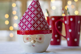 krus ornament santa julen kaffe gratis foto på pixabay