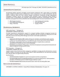 Administrative Assistant Job Duties Resume by Administrative Coordinator Resume Sample Free Resume Example And