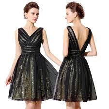 black and gold dress black gold tulle sequin formal prom dress cocktail dress