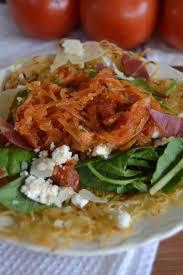 spinach u0026 spaghetti squash capellini cake homegrown in the valley