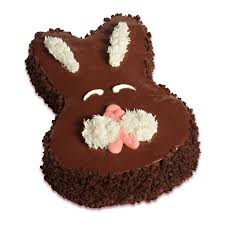 chocolate easter bunny cake designs u2013 happy easter 2017