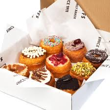 box cuisine patisserie box of mini crodoughs rinkoffs bakery