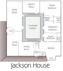 modern hacienda floor plans u2013 home interior plans ideas la