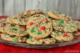 easy holiday chocolate chip cookies javacupcake