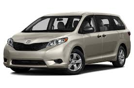 new toyota vehicles 2017 toyota sienna new car test drive