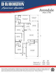 Dr Horton Floor Plans by Avondale Legacy Oaks Gonzales Louisiana D R Horton