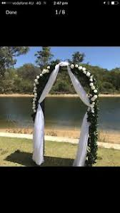 wedding arches hire perth wedding arch arbour for hire 100 party hire gumtree australia