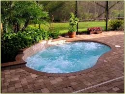 small pool backyard ideas interior endearing images about small pools mini inground pool