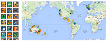 Canada Map Game by Habitat Is On The Map U2013 Find The Virtual Pins Habitat U0027s Digital