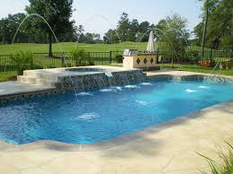 why pool buyers select fiberglass over concrete