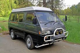 mitsubishi delica for sale 1991 mitsubishi delica exceed pop top glen shelly auto brokers