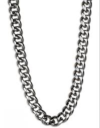 chain necklace metal images Grindhype designer jewellery and accessories for men png