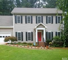 Colonial House With Farmers Porch Homes For Sale In Mountain View Hickory Nc 28602