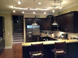 Kitchen Track Lighting Ideas Kitchen Track Lighting Pterodactyl Me