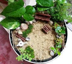 diy miniature garden how to make a garden terrarium home