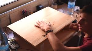Best Buy Laptop Desk by How To Build A Laptop Stand Lap Desk About 15 Youtube