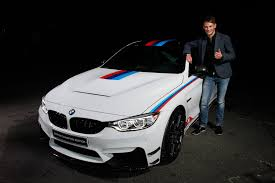 official bmw m4 dtm champion edition limited to 200 units
