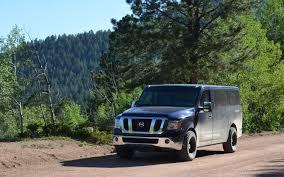 nissan cargo van 4x4 quigley u0027s nissan nv 4x4 conversion performance truck trend