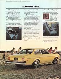 1974 chevy vega chevrolet vega car brochures