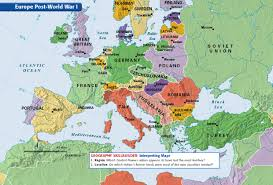1939 Europe Map by Ap Interwar Politics And Economics By David Tucker